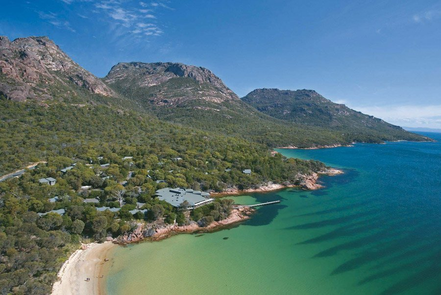Stay 2 nights at Freycinet Lodge