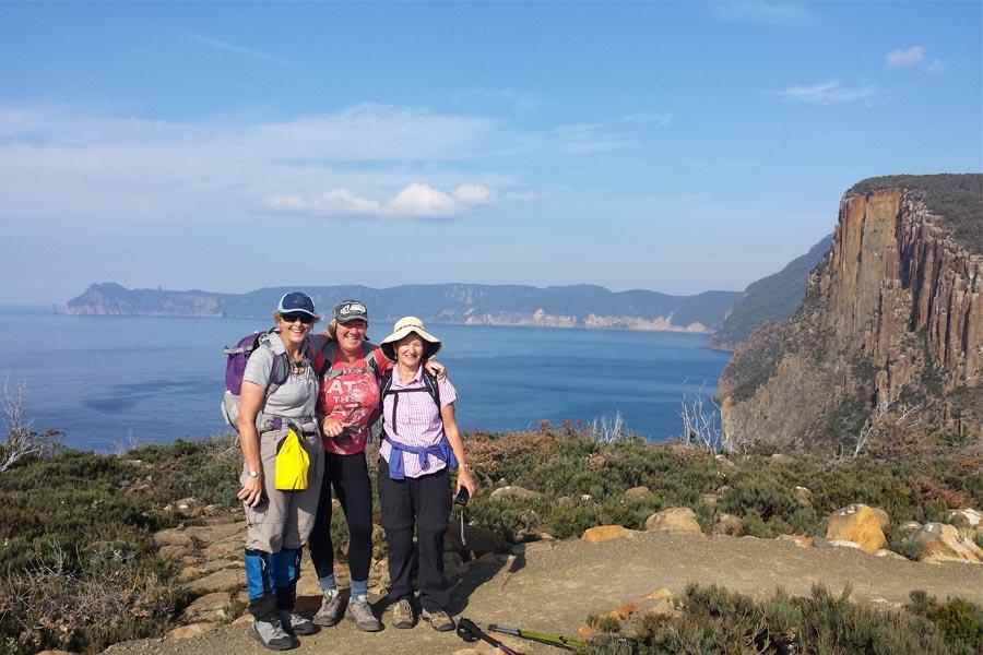 3 Capes Walk Tasmania