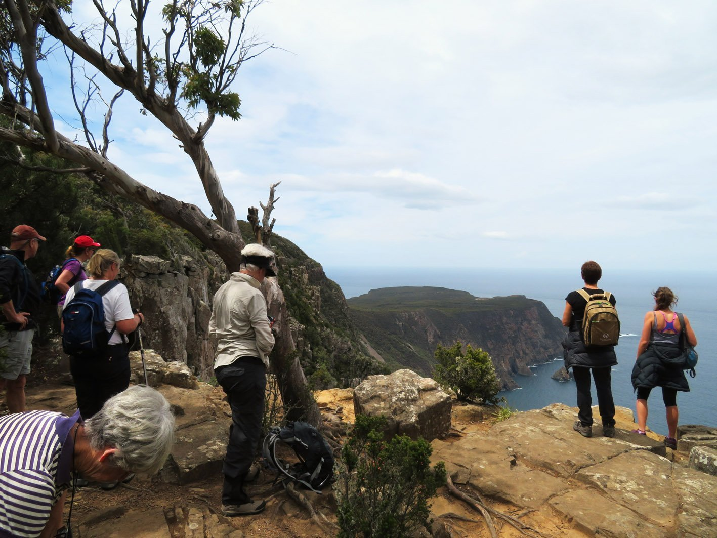 Day 1: Cape Raoul