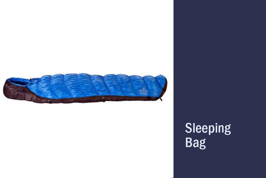 Sleeping Bag Hire
