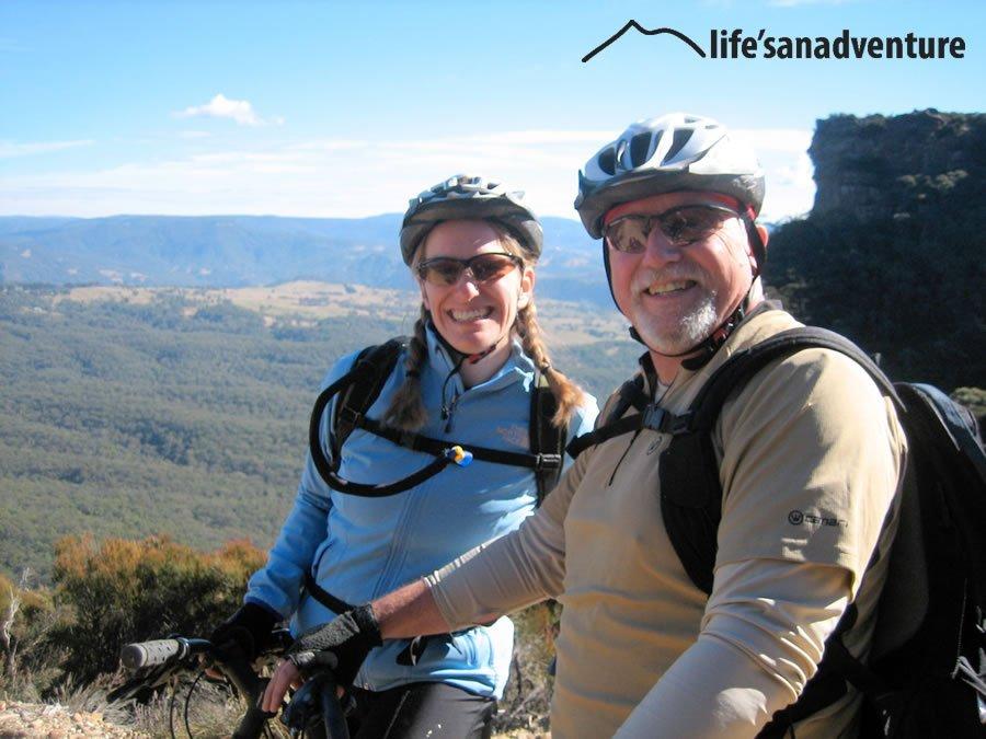 Blue Mountains Mountain Biking tour