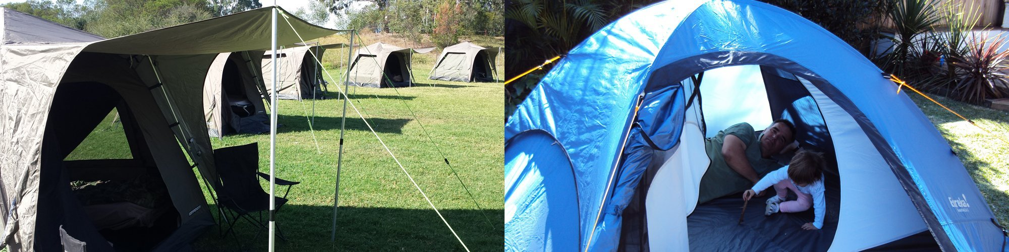 Camping Equipment & Bush Walking Gear Hire