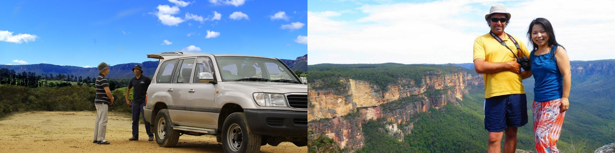 Best of the Blue Mountains tour by 4WD