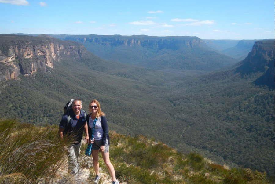 Personalised tours of the Blue Mountains