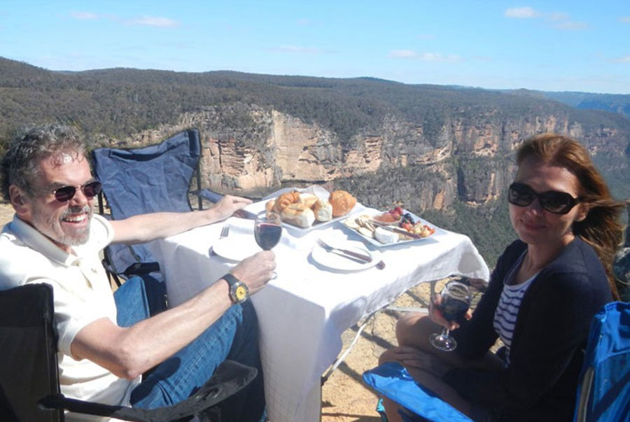 Small private touring of the Blue Mountains