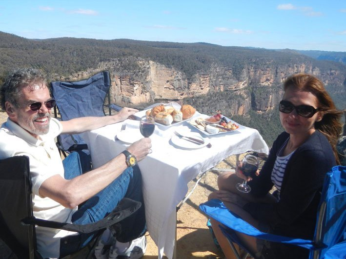 Best of the Blue Mountains tour by private car