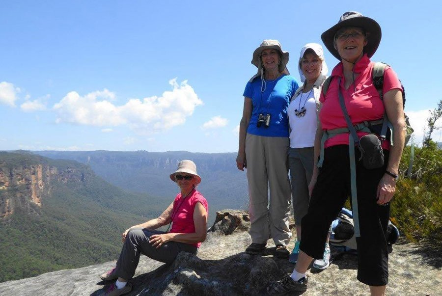 Small Groups tours of the Blue Mountains