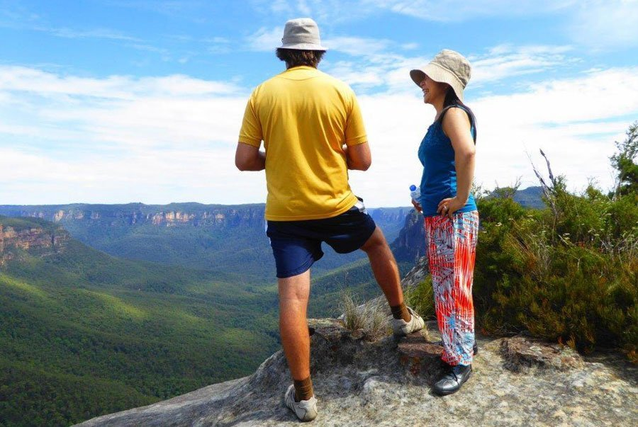 Blue Mountains personalised tour by car