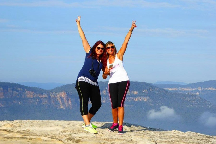 Private tours of the Blue mountains