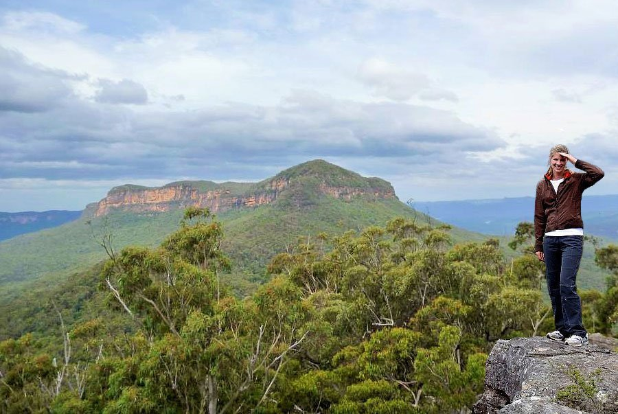 Blue Mountains Walking Tour