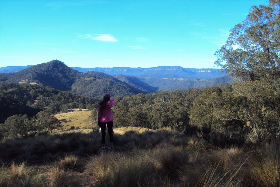 Six Foot Track Walk Katoomba to Jenolan Caves