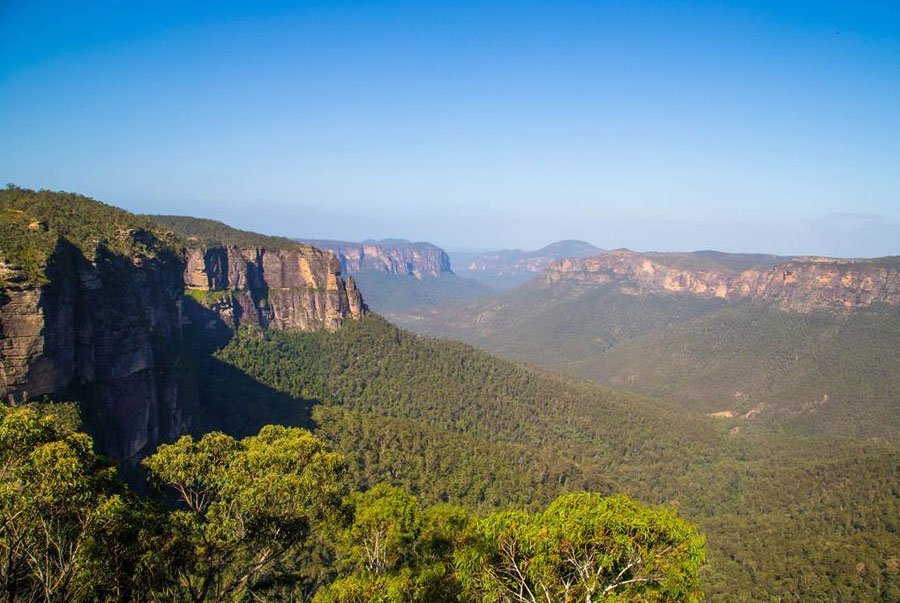 Blue Mountains hiking tour