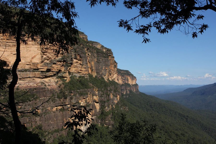 Hike in the Blue Mountains
