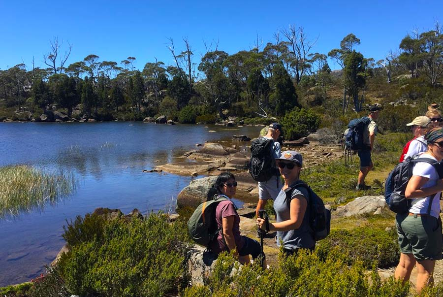 Cradle Mountain & Walls of Jerusalem Walk