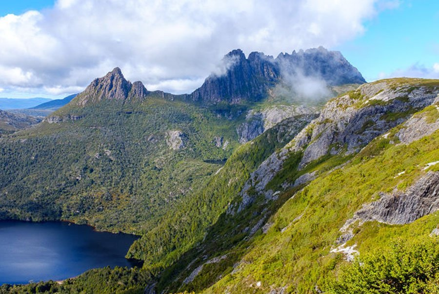 Cradle Mountain walk