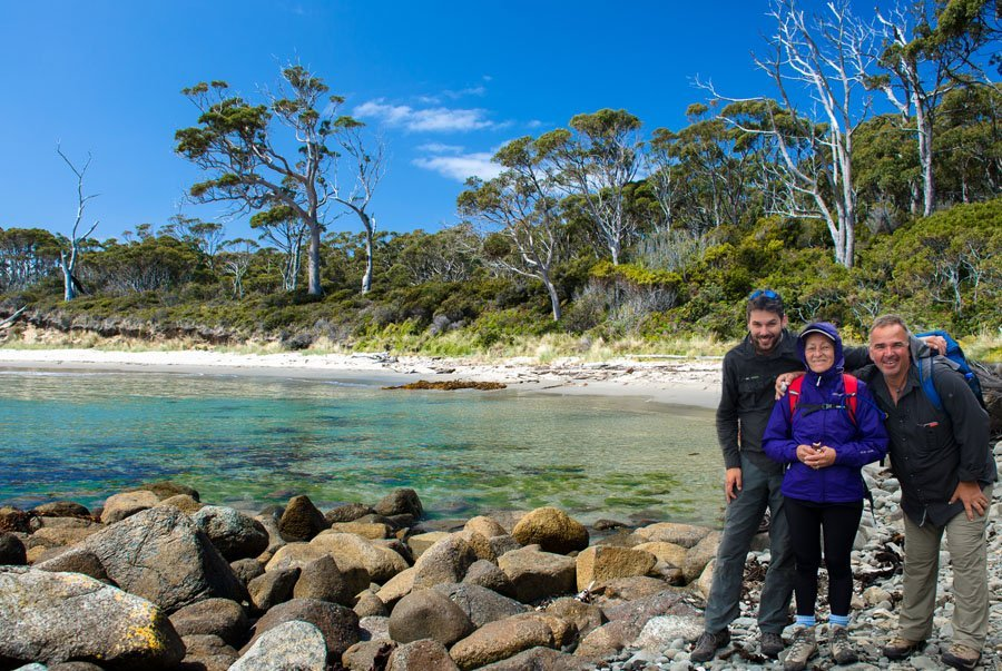 Bruny Island Walk