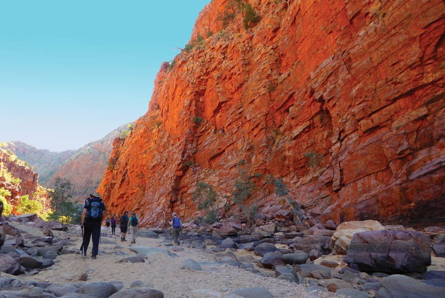 5 Day Guided Larapinta Walk