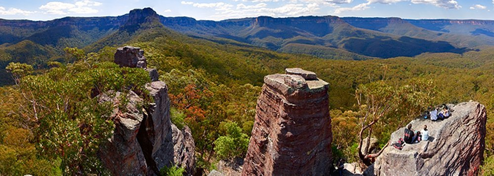 5-day self-guided Blue Mountains walk