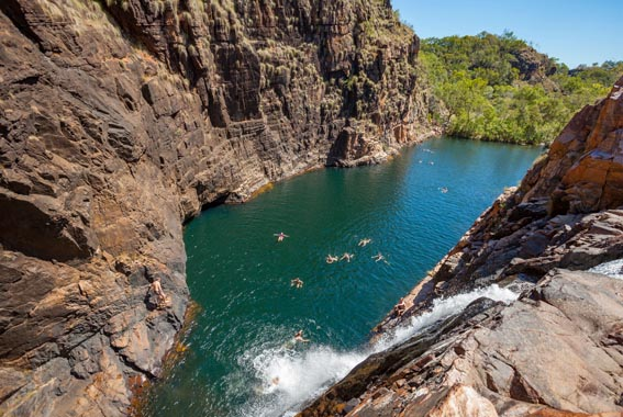 Kakadu guided walking holiday Northern Territory