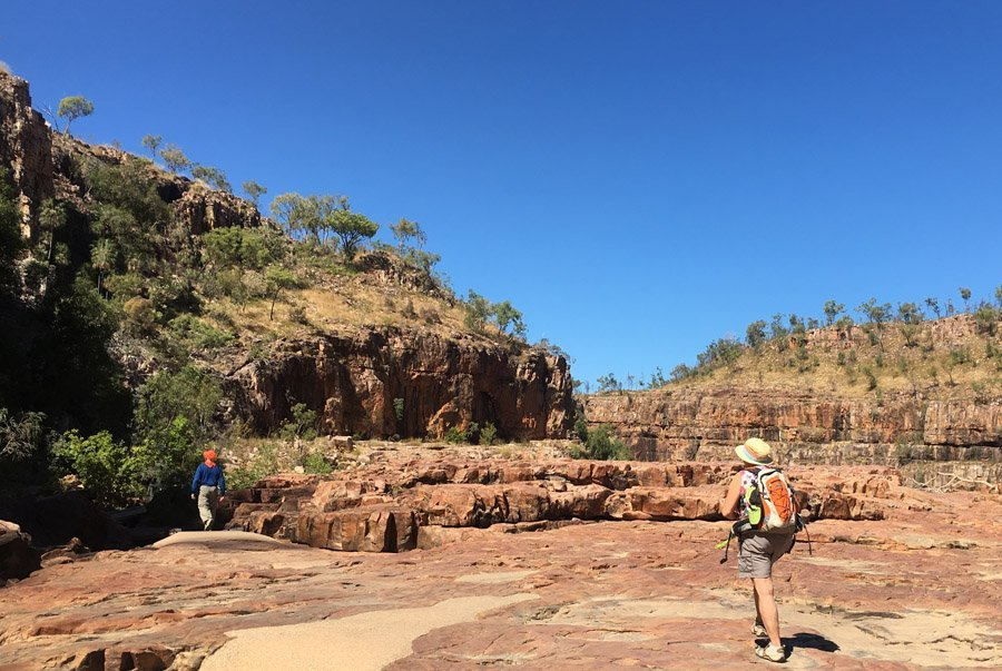 7 Day  'Walk the Top End'