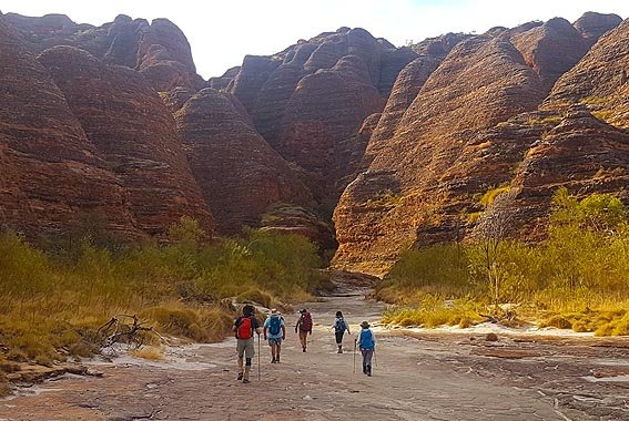 Kimberley-guided-walk-Western-Australia
