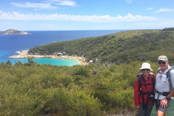 3 Day Wilsons Promontory walk