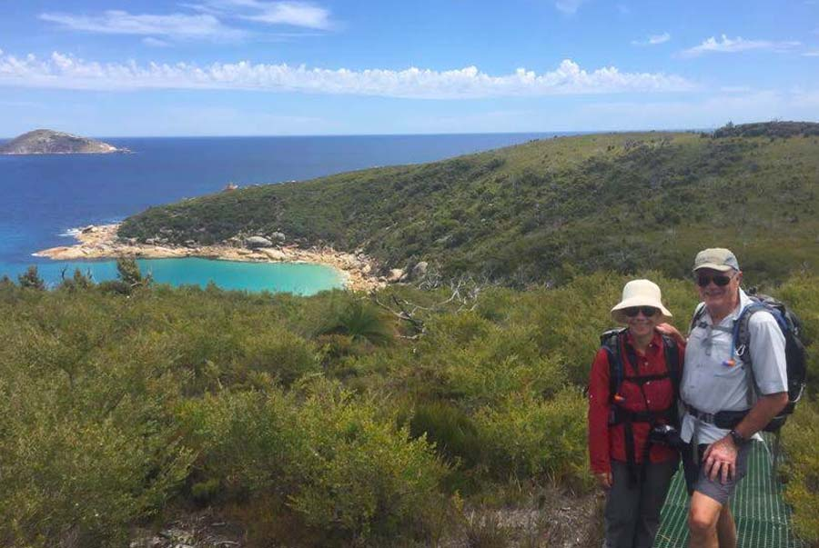 Wilsons Promontory 3 day walk Victoria