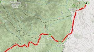 YellowPinch Trail-Scenic Rim