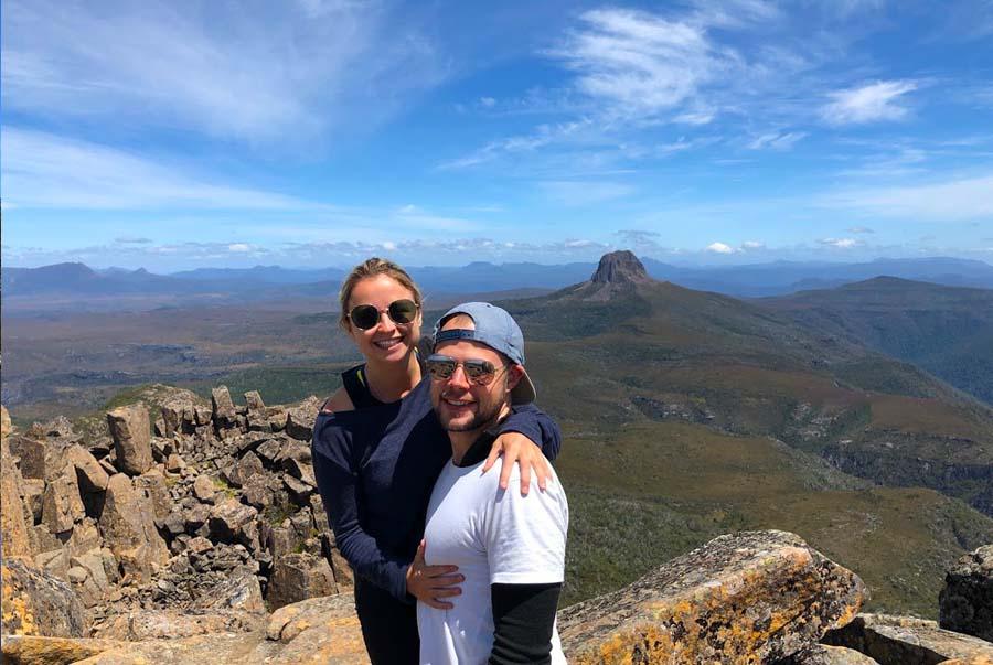 Cradle Mountains and Walls of Jerusalem Walk Tasmania