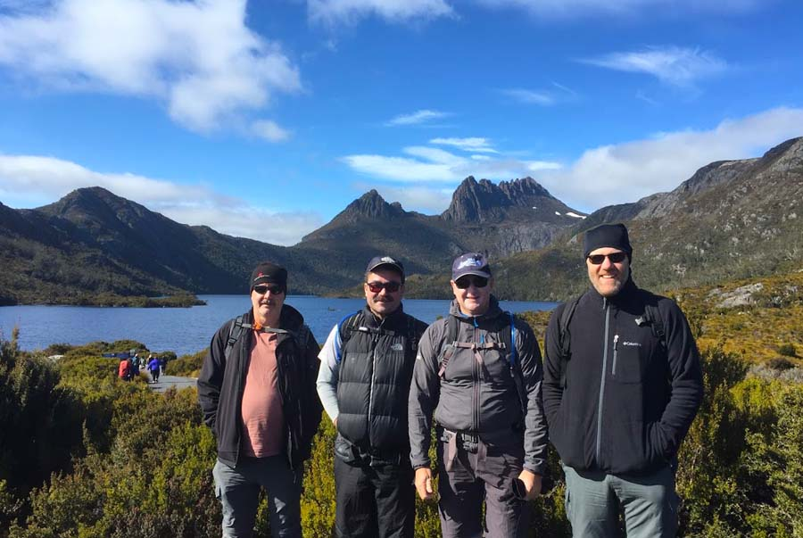Cradle Mountains and Walls of Jerusalem Walk Tasmania