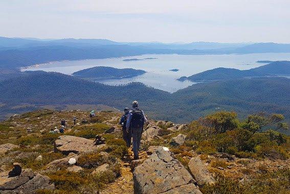 Lake Pedder Walk