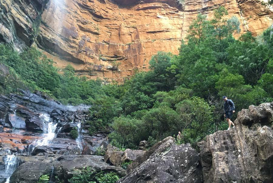 The Great Blue Mountains Traverse Walk-draft