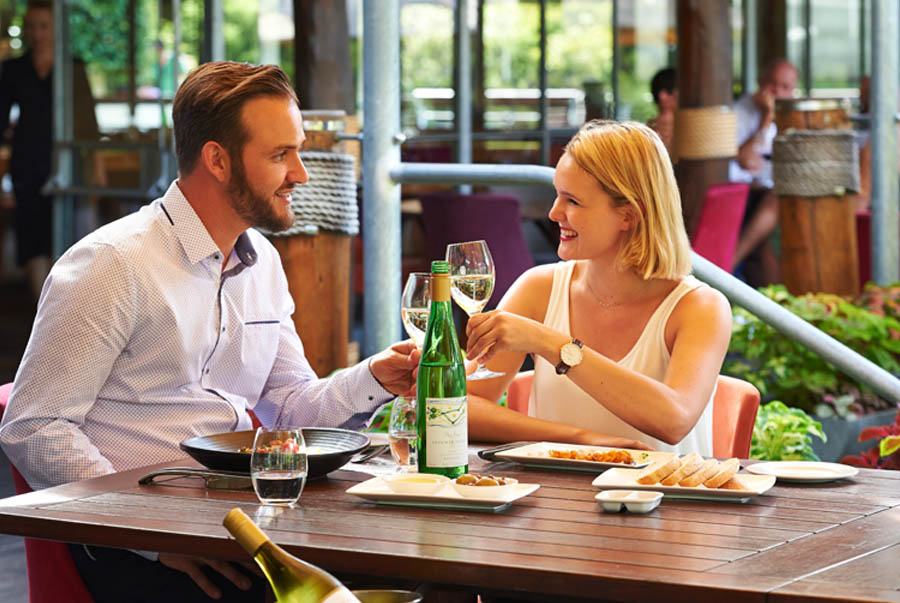 Savour the local produce and wines at Leeuwin Estate Winery