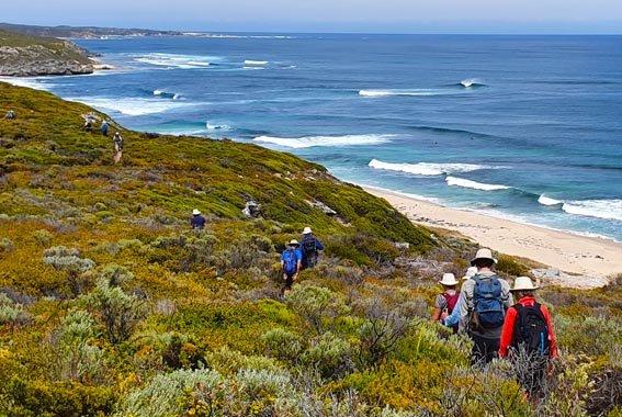 4 Day Cape to Cape walk