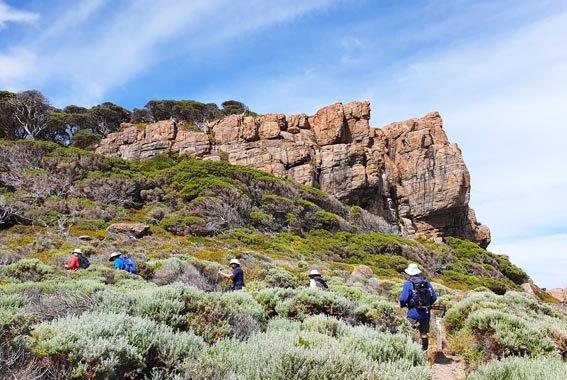 8 Day Cape to Cape and Bibbulmun walk