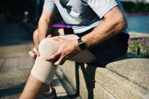 healthy knees for walking