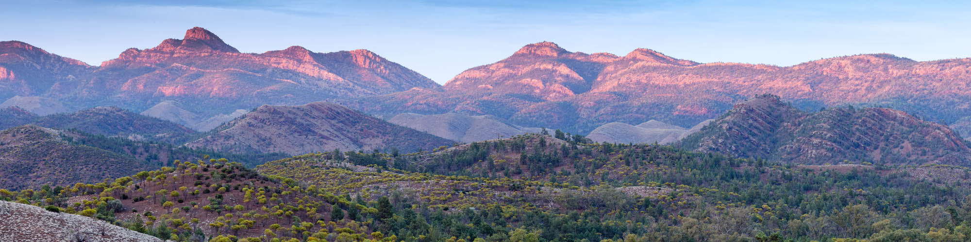 6 Day Flinders Ranges walk