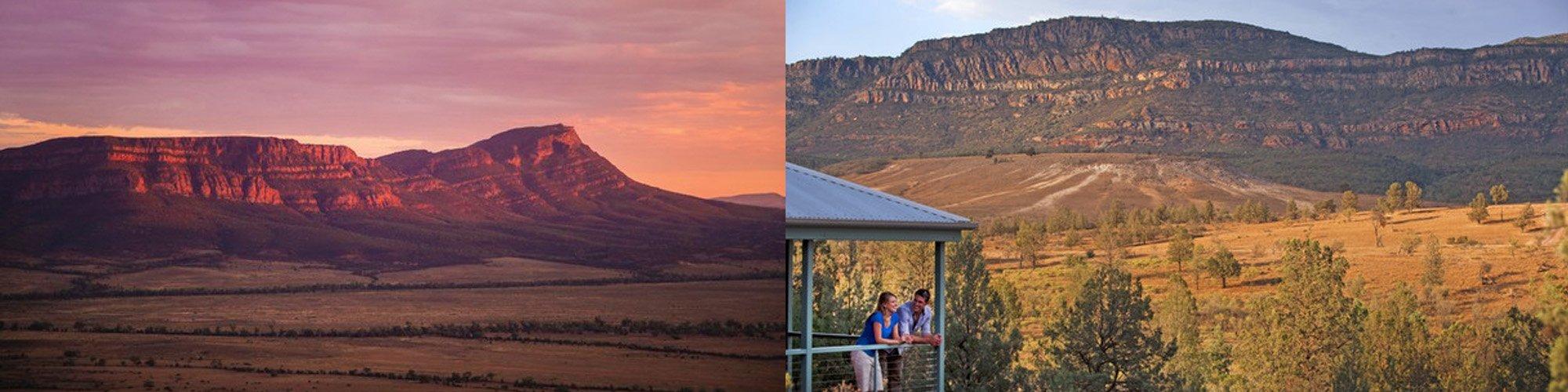 7 Day Flinders Ranges walk