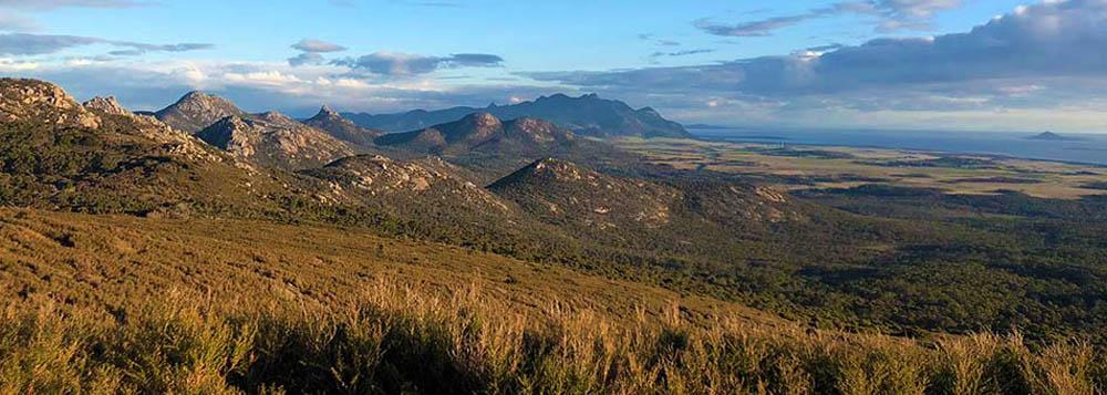 Flinders Island 7 day walk
