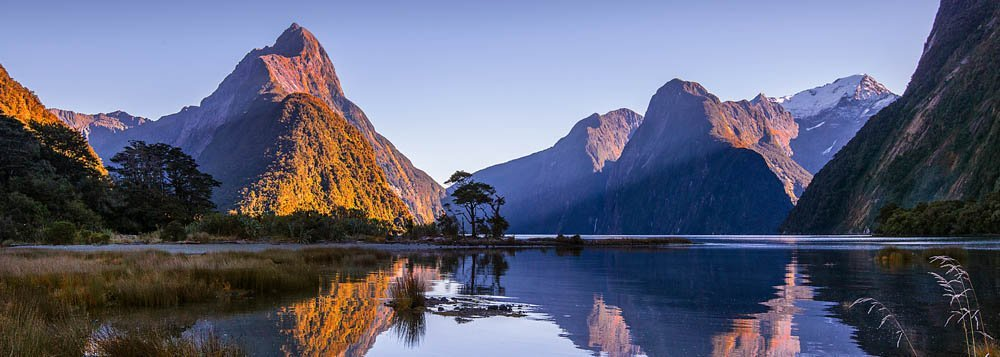 5 Day New Zealand Fiordland Four Great walks
