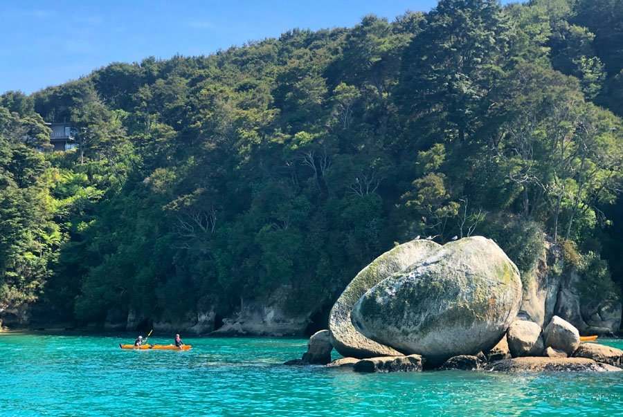 Abel Tasman National Park Walk