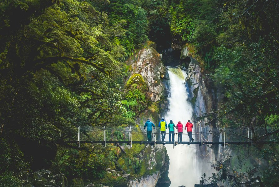 Fiordland Great Walks of New Zealand