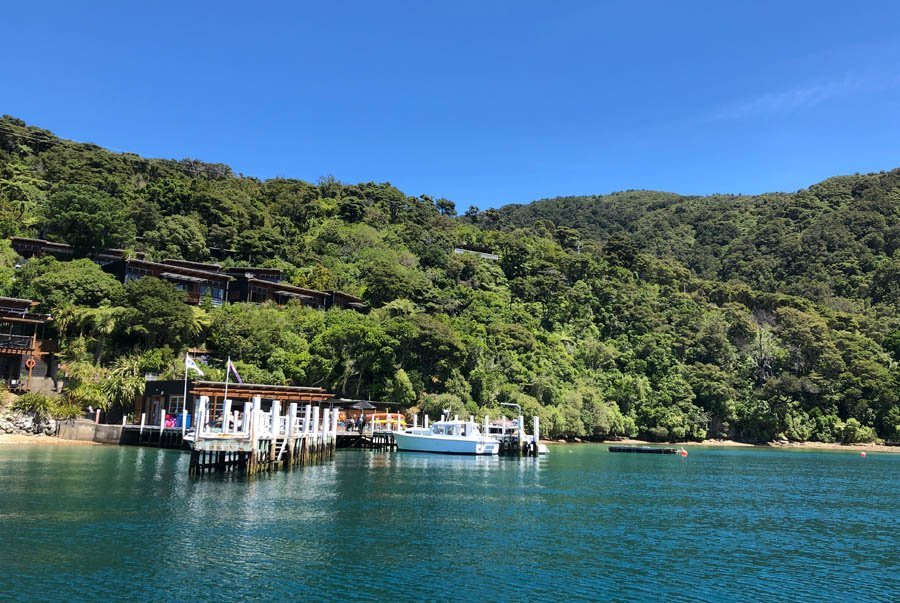 Queen Charlotte Sound Walk