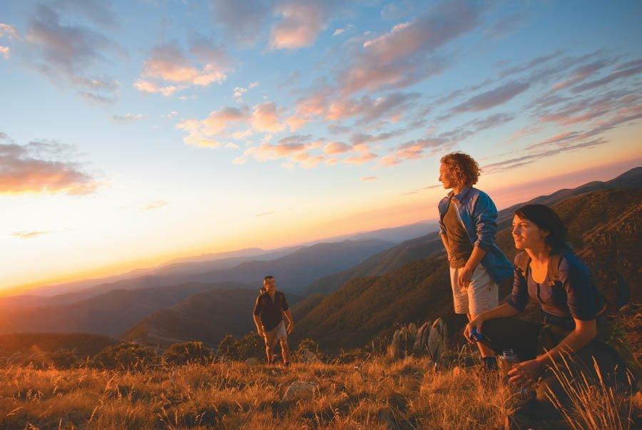 4 Day Victorian Alpine walk