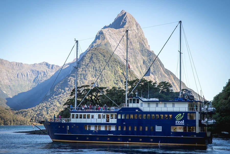 5 Day New Zealand Fiordland Four Great walks