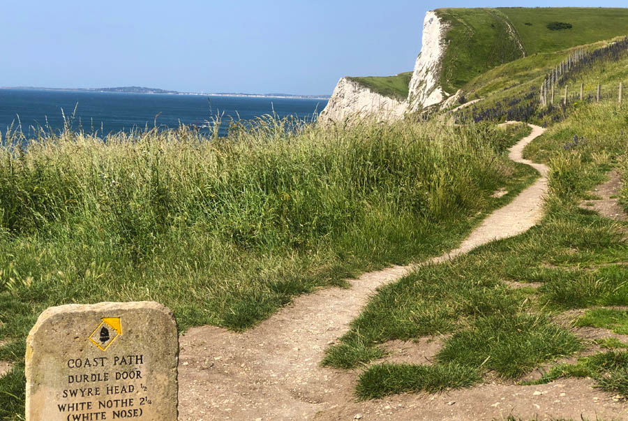 South West Coastal Path walk