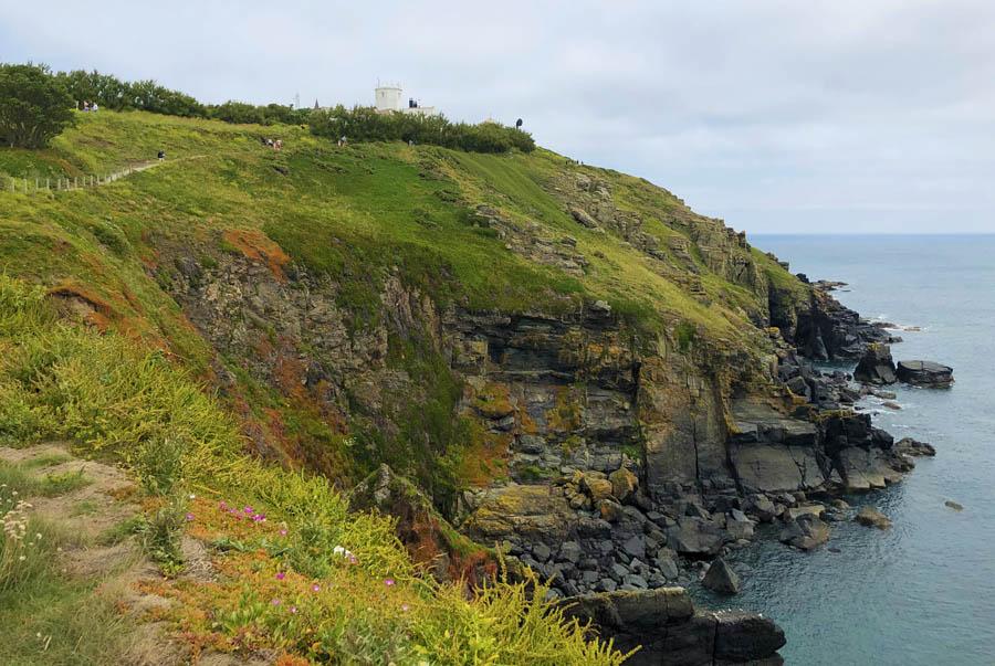 South West Coastal Path walk