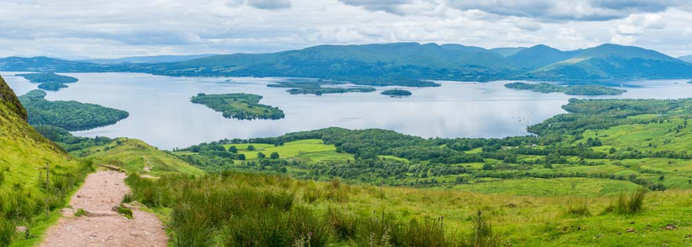 23 Day Best of the UK walks