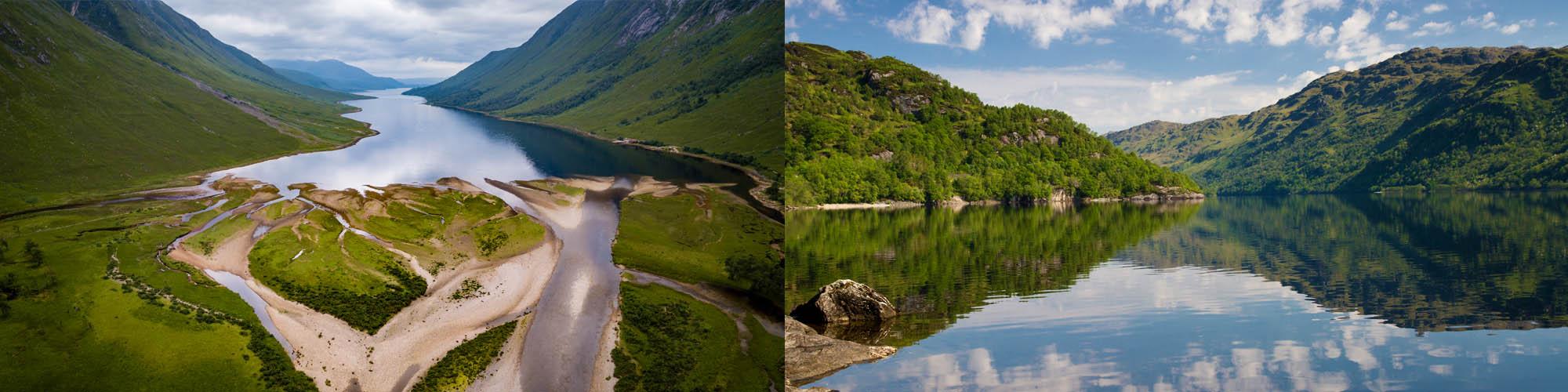 6 Day West Highland Way Walk Scotland