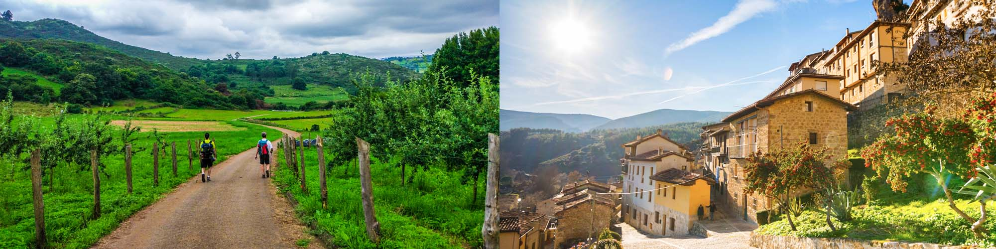 5 Day Camino de Santiago walk Spain